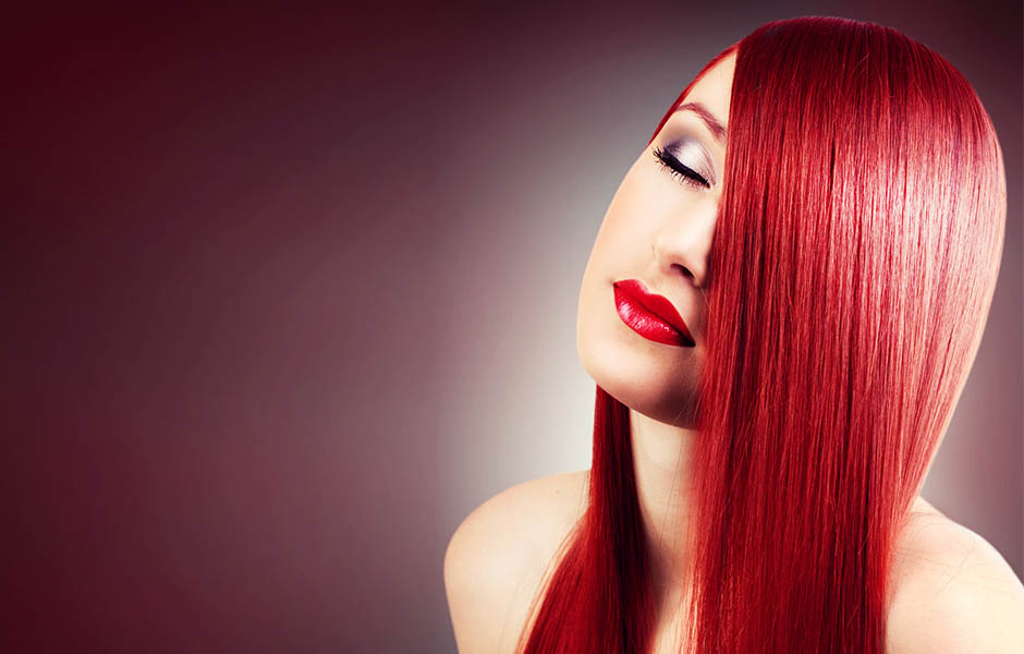 Pflege fur trockene gefarbte haare